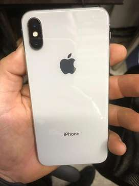 Iphone x en perfecto estado de 65g color blanco