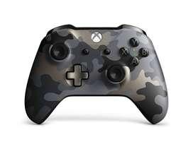 Control de Xbox inalámbrico Night Ops Camo Special Edition