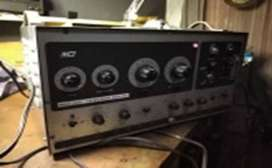 B&k Modelo 1076 conjunto de prueba de analistas de televisión