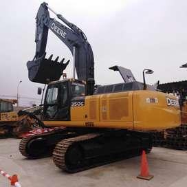 Venta Excavadora 350G, Comprea tu John Deere M160856