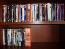 Colección de DVDs gran oferta de oportnidad