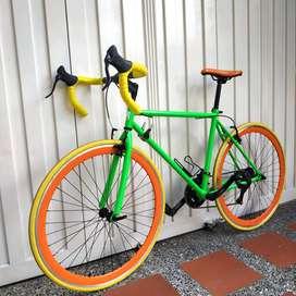 Mecánico de bicicletas