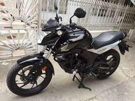 ESPECTACULAR MOTO CB160F COMO NUEVA!!! CON SENSOR DE ALARMA Y GPS 5.900.000