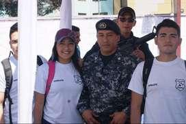 PREPARACION PARA INGRESO A F.F.A.A. POLICÍA,-AGENTES- BOMBEROS Y OTROS