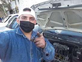 Soy maestro mecánico automotriz en general