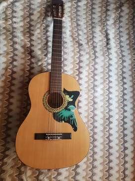 Guitarra Seminueva Primer