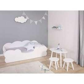 Cama Nube para Niños