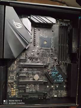 board asus rog strike b450f gaming