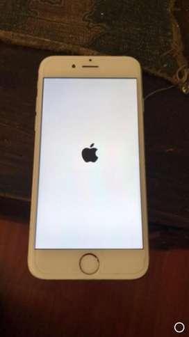Vendo o cambio iphone 6 de 64 gigas sin ningun detalle