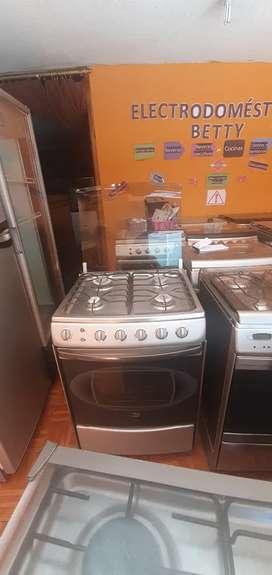 Cocina con encendido electrónico