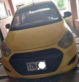 Vendo Taxi gran i10