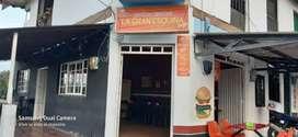 se vende negocio de comidas rapidas en ulloa valle