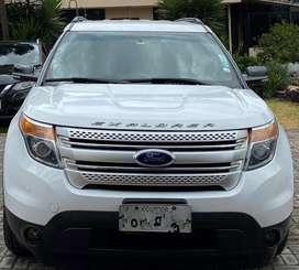 Vendo Ford Explorer 2013 XLT
