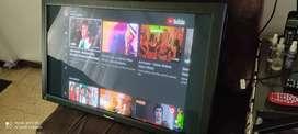 """Vendo monitor plasma alta definición Panasonic de 42"""" en excelente estado puertos HDMI VGA"""