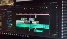 CLASES EDICION DE VIDEO O SE EDITAN VIDEOS