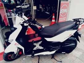 Moto SYM CROX 180 full inyeccion . Mod 2019