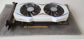 Asus Dual Geforce GTX 1050 TI 4GB GDDR5 4gb GDDR5 Gamer Impecable HardKonnen