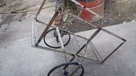 Vendo carrito para bicicleta