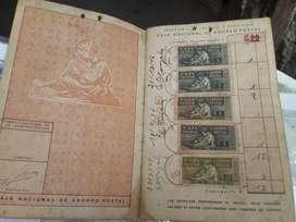 Vendo billetes y monedas antiguas