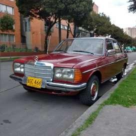 Mercedes-Benz 1980 280