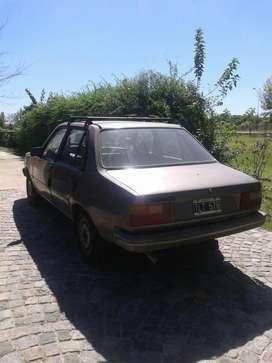 Renault 18 1987 gtx 2.0 nafta /gnc unico dueño 225 mil KLM REALES