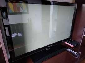"""Vendo tv plasma Samsung 42"""""""