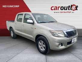 Toyota Hilux Camioneta CarOutlet Nexumcorp