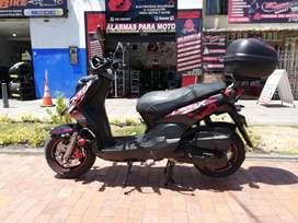 Scooter SYM CROX 150 R,