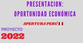 Proyecto  de Distribución Autónoma Perú