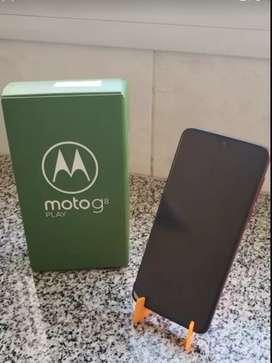 Celular Motorola g8 play nuevo en caja liberado para las 3 compañías