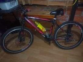 Bicicleta aluminio optimus original rin 26