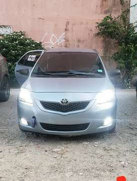 Vendo yaris advance