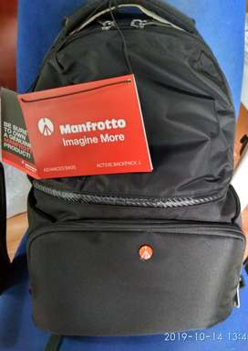 Mochila Manfrotto P/notebook 15 C/covertor P/lluvia