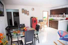 Se vende cabaña ubicada en Tigrera corregimiento de Minca 547 m2 con piscina y lista para ser habitada.