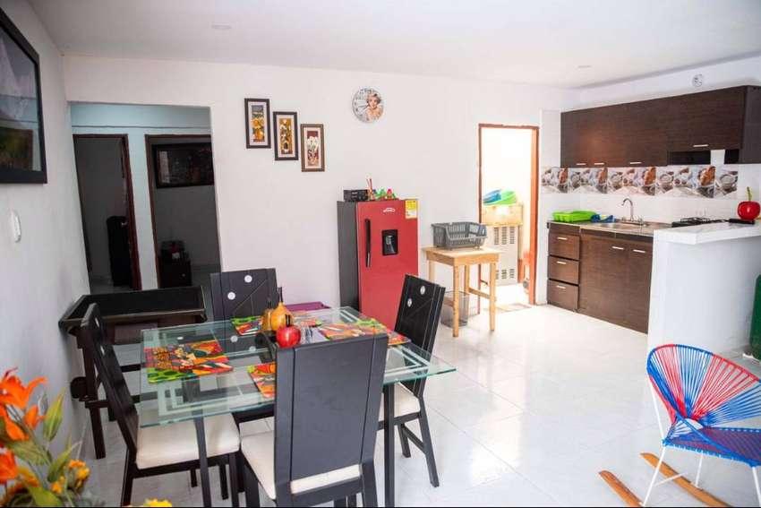 Se vende cabaña ubicada en Tigrera corregimiento de Minca 547 m2 con piscina y lista para ser habitada. 0
