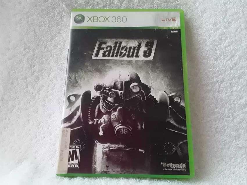 Fallout 3 Xbox 360 0