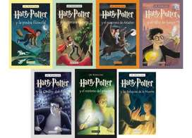 Coleccion Harry Potter 24 libros