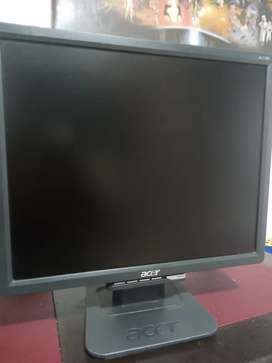 """Monitor Acer LCD 17"""" 60Hz"""