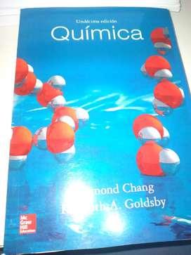 Química Raymond Chang 11va Edicion
