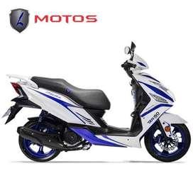 Moto Scooter Italika TRN150