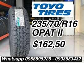 Llanta Toyo 235 70 R16