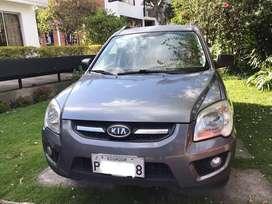 KIA SPORTAGE 2012 AUTOMATICO 102000 KM DE OPORTUNIDAD