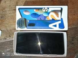 Se vende celular samsung a21s nuevo