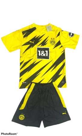 Uniformes de fútbol Borussia Dortmund