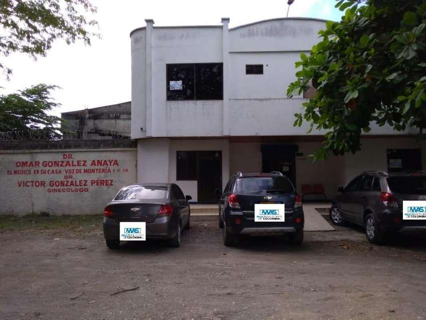 Edificio en Venta  Montería 0