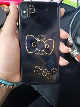 Iphone x 64 con fisura
