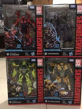 Transformers para coleccionistas