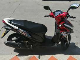 Se Vende Hermosa Honda Click 125