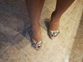 Vendo Zapatos de Fiesta Batistella