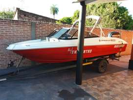Vendo quicksilver 1600